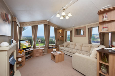 BK Bluebird Grosvenor Static Caravan